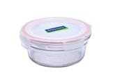 Glasslock OCCT-148, 1460 ml, Runde Frischhaltedose aus Glas Ofen Typ -