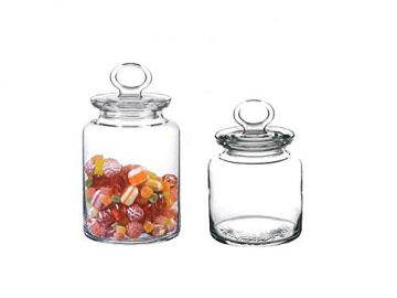 Pasabahce Frischhaltedose aus Glas mit Deckel Kitchen 1000ml 1Stück -