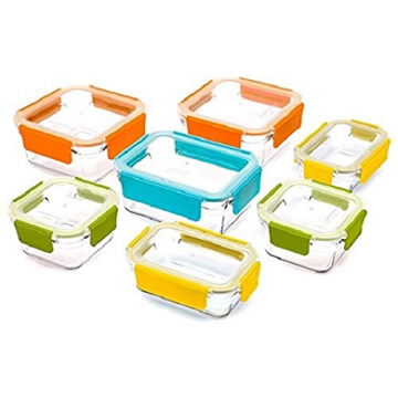 Glasslock 18ofenfest Behälter Set Mult-color - 1