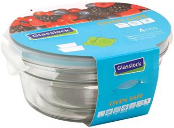 Glasslock 4rund Set - 1