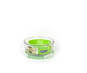 Glasslock (MCCB-072) Vorratsdosen aus temperiertem Glas (660ml) - Mikrowellen Typ - 2