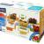 Glasslock Premium 18-teiliges Set ungiftig Geschirrspüler, Mikrowelle und Gefrierschrank Sichere Lebensmittel Container - 3