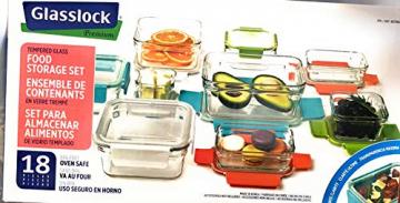 Glasslock Premium Lebensmittelaufbewahrung - 1