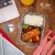 2-er Set Frischhaltedosen Glas Aufbewahrungsbox Auslaufsicher Lunchbox, 2 Luftdichte Fächer, Größe XL 1040 mL - Brotzeitdose Bento Box aus Glas BPA-frei - Meal-Prep-Box, Vorratsbehälter, Gefrierdosen - 4