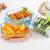 Crest 10er-Set Glas-Frischhaltedosen [fünf Farben pro Set] luftdicht, BPA-Frei, Vorratsdosen, Vesperbox Set, Geeignet für Mikrowelle, Gefrierschrank und Spülmaschine - 8