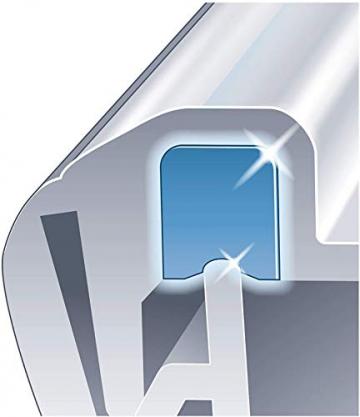 Emsa 508570 Clip & Close Frischhaltedosen | 3-teiliges Set | 3 x 0,55 L | -40 bis +100 Grad | Kunststoff | 100 % Dicht | Besondere Frische-Dichtung - 2