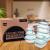 Glas-Frischhaltedosen 18 Stück [9 Behälter + 9 Deckel] - Glasbehälter - Transparente Deckel - BPA frei - für Home Küche oder Restaurant - von KICHLY - 8