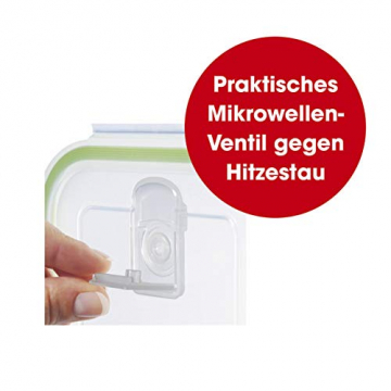 GOURMETmaxx Glas-Frischhaltedosen Klick-it 8-tlg. - 4