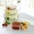 GOURMETmaxx Glas-Frischhaltedosen Klick-it 8-tlg. - 6