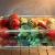 Küche Glas Food Container, Brotdose, Babynahrung, Essen Prep, umweltfreundlich Vorratsdosen mit airtigh Deckel, BPA-frei, Borosilikatglas, Pasta, Salat, stapelbar 9 Pcs Set Clear & Blue - 2