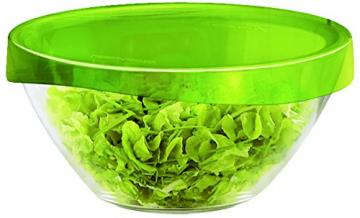 Luminarc ARC G4385 Keep ´n´ Bowl Dose mit Deckel, 4800 ml, Glas, transparent, 1 Stück - 2