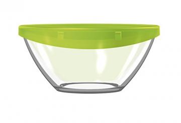 Luminarc ARC G4385 Keep ´n´ Bowl Dose mit Deckel, 4800 ml, Glas, transparent, 1 Stück - 1