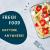 Luxury & Grace 4er Packung Glas Frischhaltedosen. Verschiedene Größen (0,36+0,60+1+1,50 L). Luftdicht. Geeignet für Mikrowelle, Ofen, Gefrierschrank und Spülmaschine. BPA frei. - 2