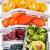 Prep Naturals Glas-Frischhaltedosen 5er-Set mit Deckel Dichte Essensbehälter 885 ml - Lunch-Box, Vorratsdosen, Aufbewahrungsdosen - Mikrowellen-, ofen- u. gefrierschrankgeeignet, spülmaschinenfest - 1