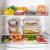 VonShef 12-teiliges Glasbehälter-Set zur Nahrungsmittelaufbewahrung mit Deckeln - 3