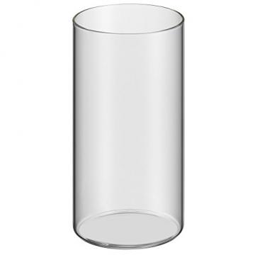 WMF Depot Vorratsglas, 1,0 l, Höhe 21,5 cm, Glas, Vorratsdose, Frischhaltedose zum Aufbewahren, große Einfüllöffnung - 3